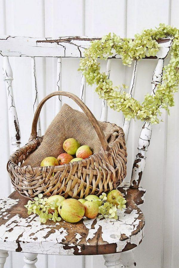 fall apple decorations