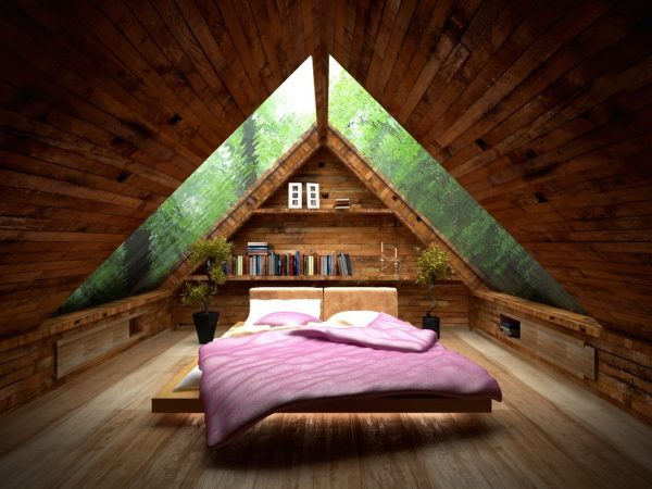 Bedroom skylight ideas