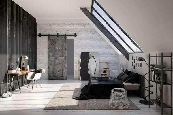 bedroom skylight 4