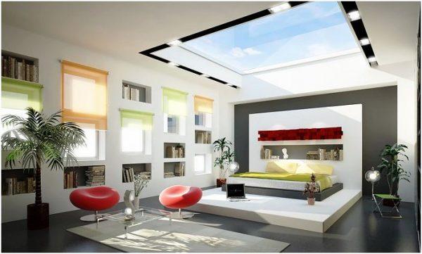 bedroom skylight 5