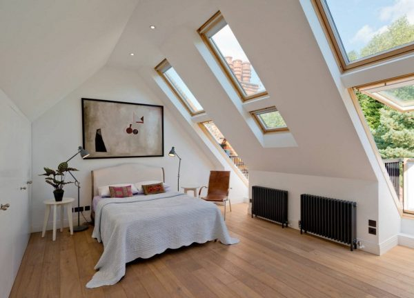 skylight in bedroom too bright 1