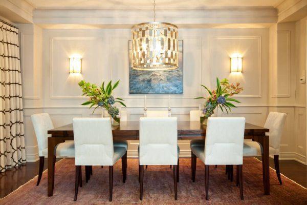 modern dining table centerpiece ideas