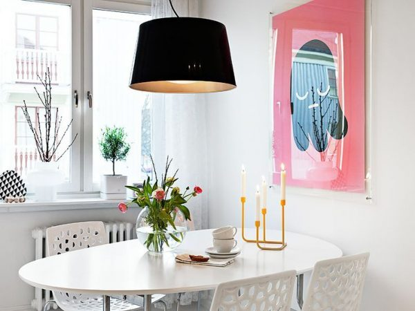 dining table floral arrangements