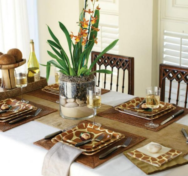 best centerpiece for dining table