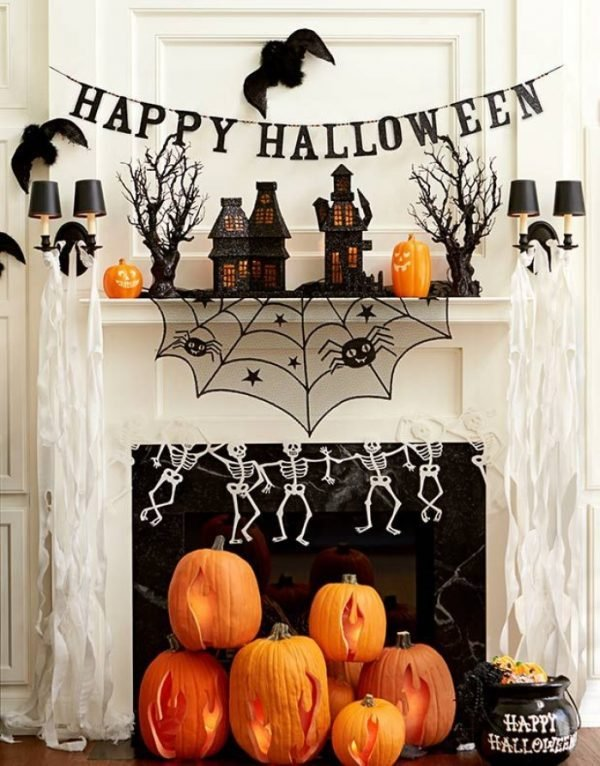 halloween holiday decorations