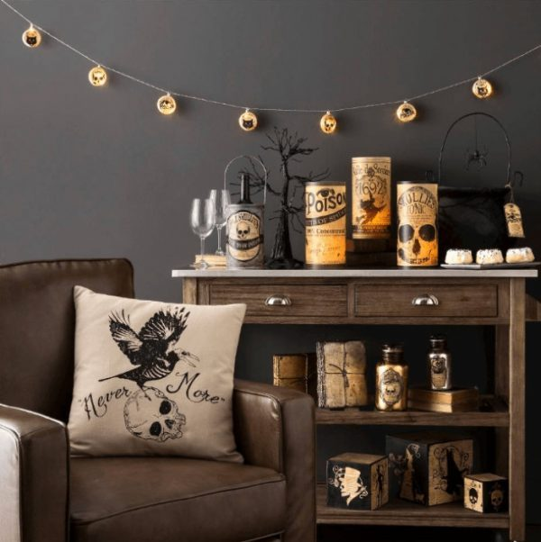 halloween indoor home decor