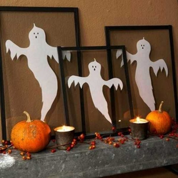 cheap halloween home decor