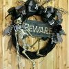 Awesome Halloween wreaths ideas