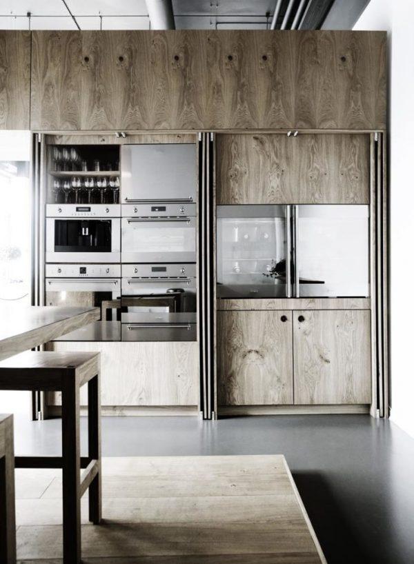 kitchen hidden