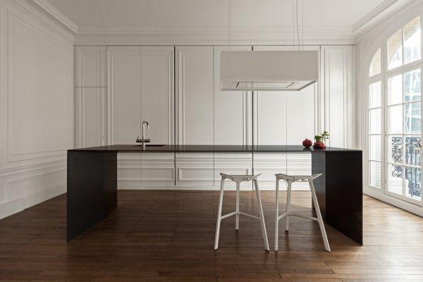 hidden appliances kitchen design