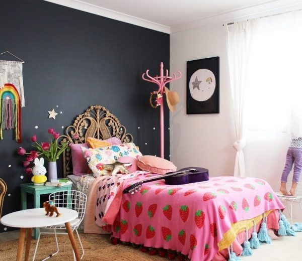 interior design for girl bedroom