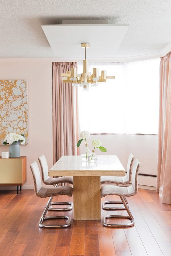 Living Room Curtains Design