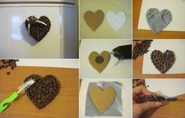 decorative coffee beans