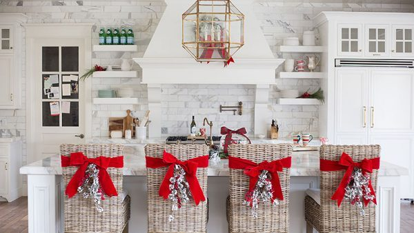 holiday kitchen decor1