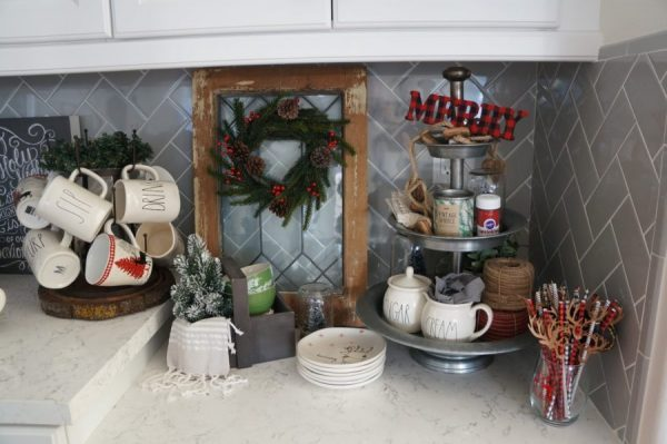 kitchen xmas decorations