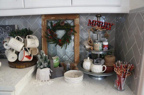 kitchen xmas decorations