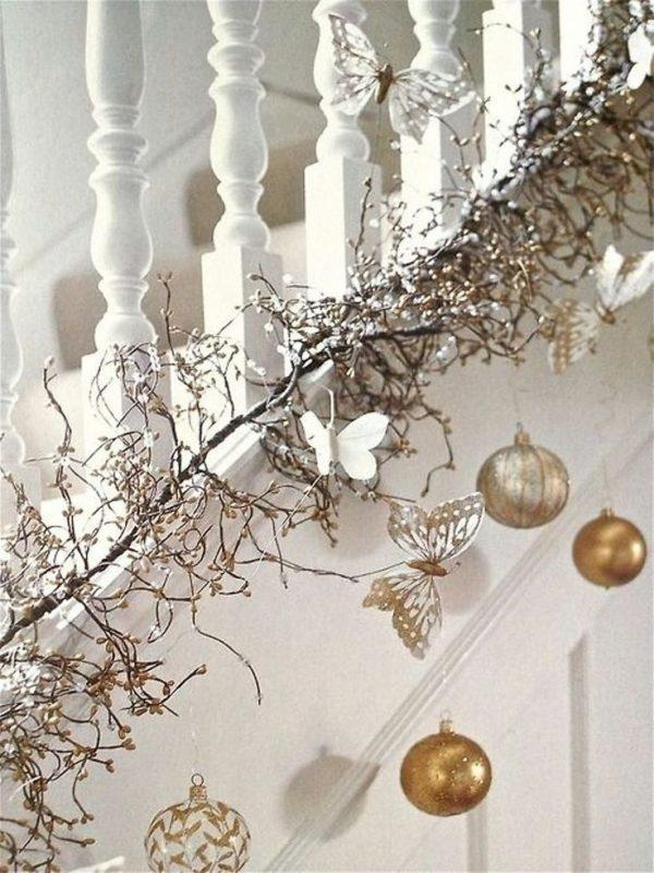 gold and silver christmas decorating ideas