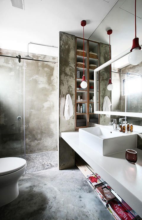 Industrial Bathroom Decor Ideas Little Piece Of Me