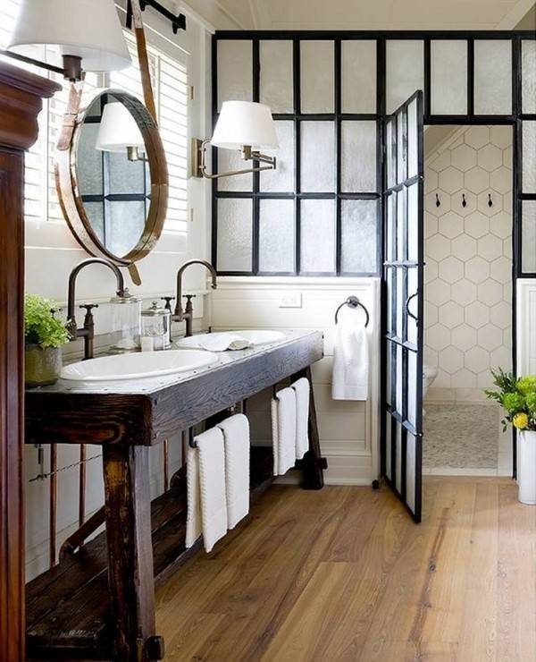 industrial design bathrooms