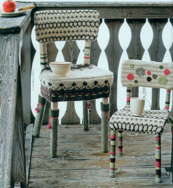 comfortable knitting chairs