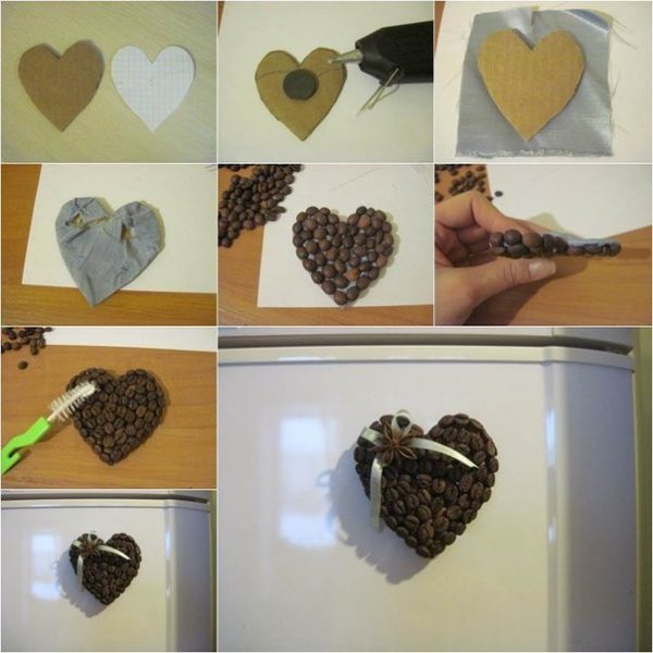Diy Refrigerator Magnets
