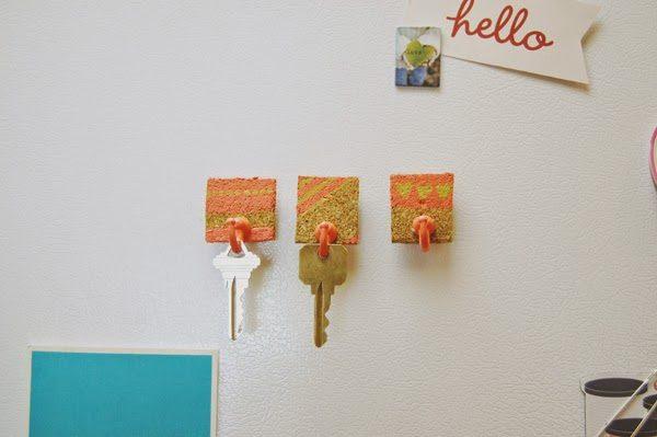 diy magnets crafts