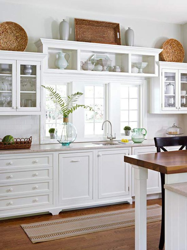 baskets for above kitchen cabinets