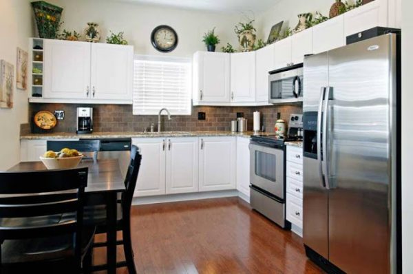 Decorating Above Kitchen Cabinets Ideas Diy