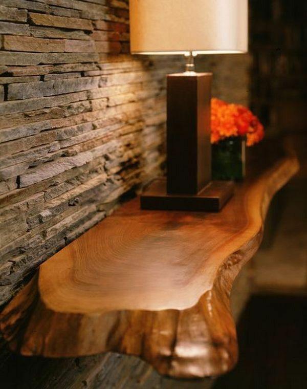 natural wood interior 1