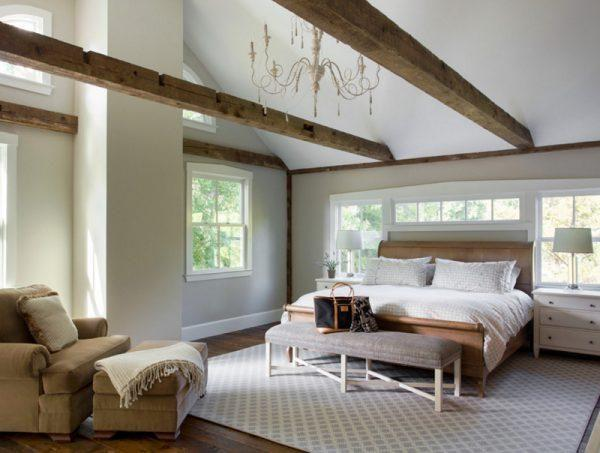 ideas for beams on ceiling