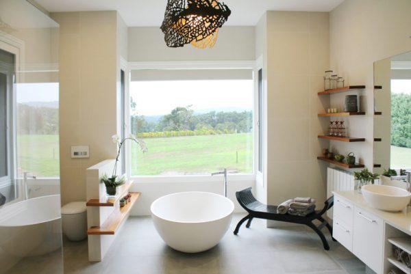 bath wall shelf