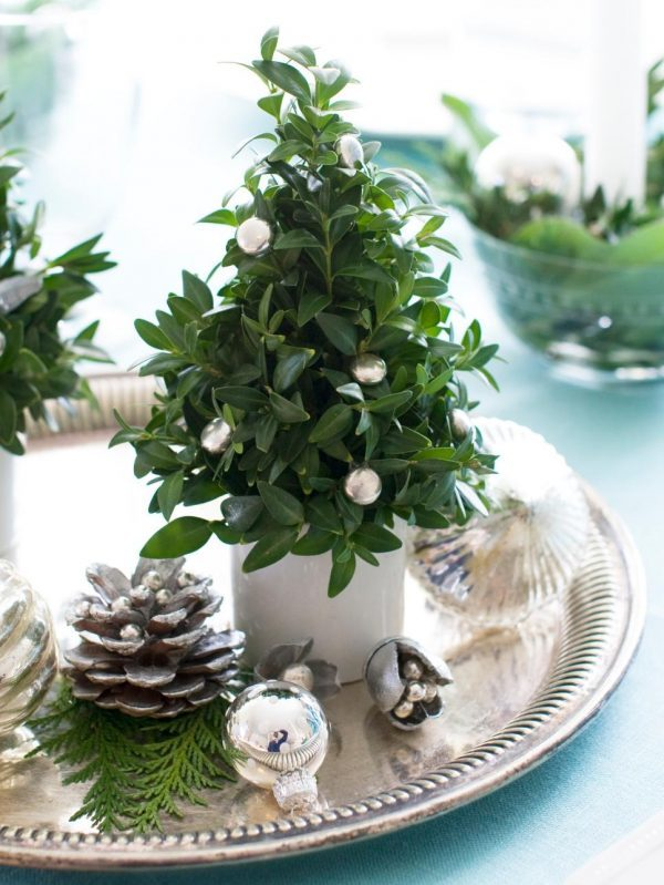 xmas arrangement ideas