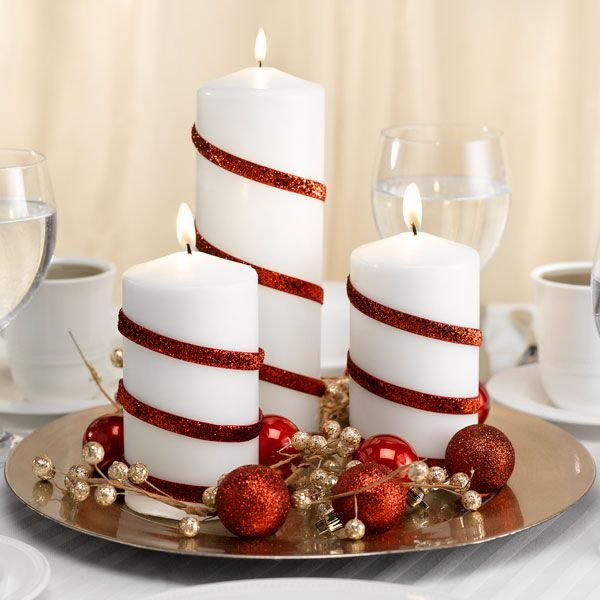 christmas table centerpiece decoration ideas