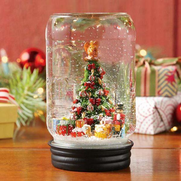 christmas tree terrarium