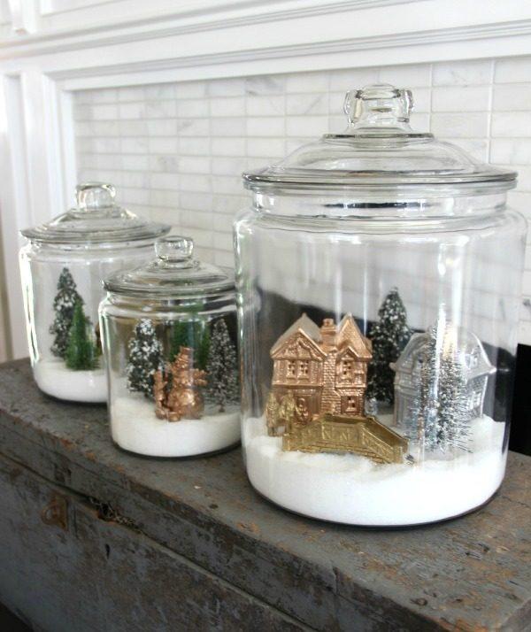 homemade terrarium