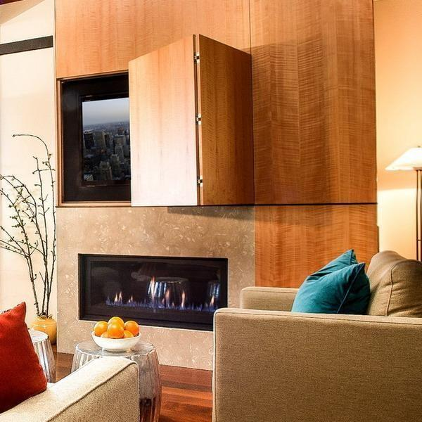 wall cabinet hide tv