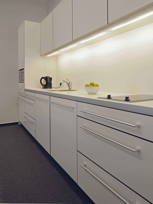 kitchen cabinets with led lights