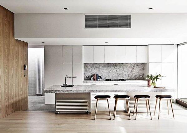 Pretty neutral kitchen designs