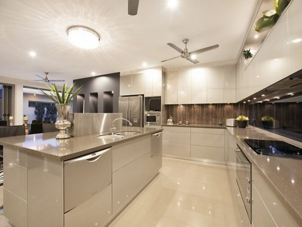 Pretty and neutral kitchen designs little piece of me for Neutral kitchen ideas
