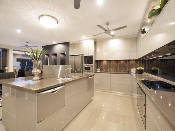neutral colour kitchen designs