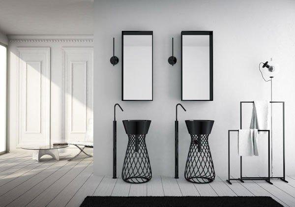 pedestal sink styles
