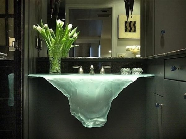 cool bathroom sinks