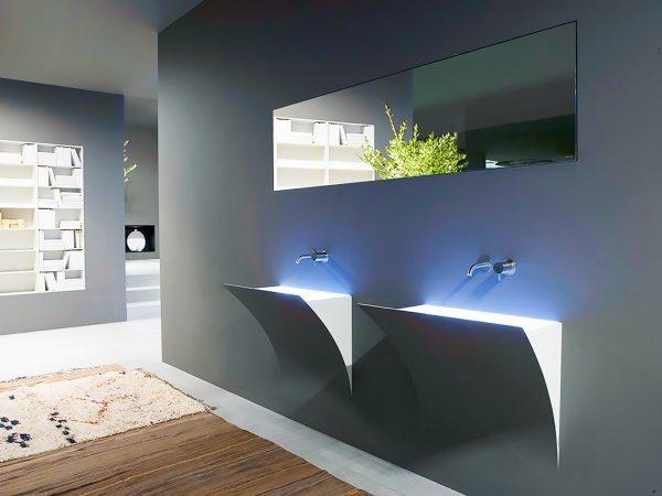 unique wash basin