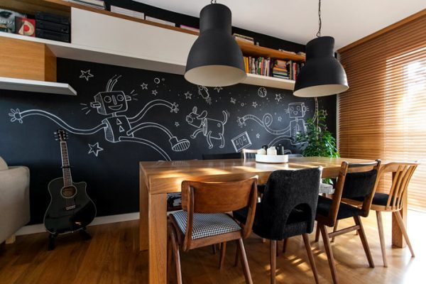 cool accent wall ideas