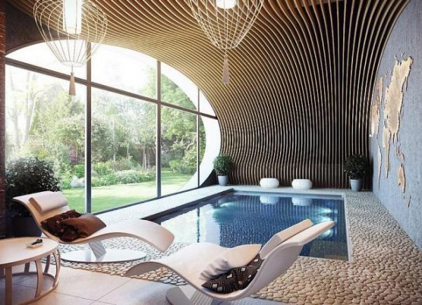 cool swimming pool designs