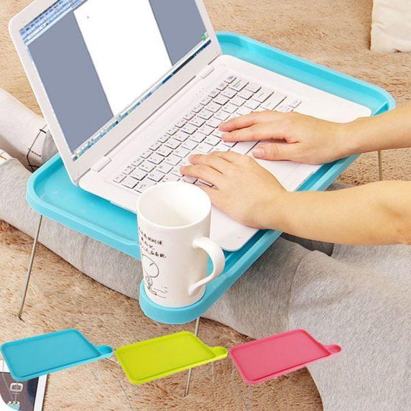 portable laptop tray table
