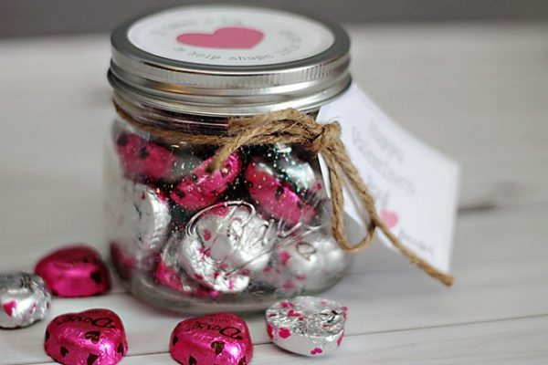 mini mason jar gifts