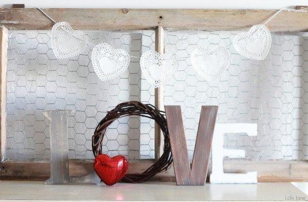valentine decorations ideas