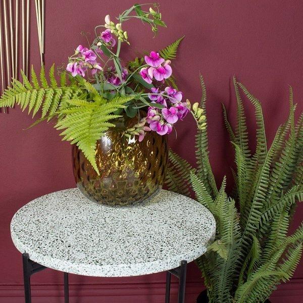 terrazzo table