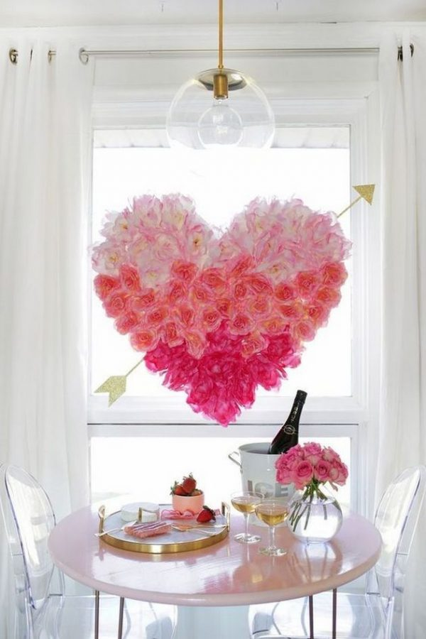 Valentine kitchen decor